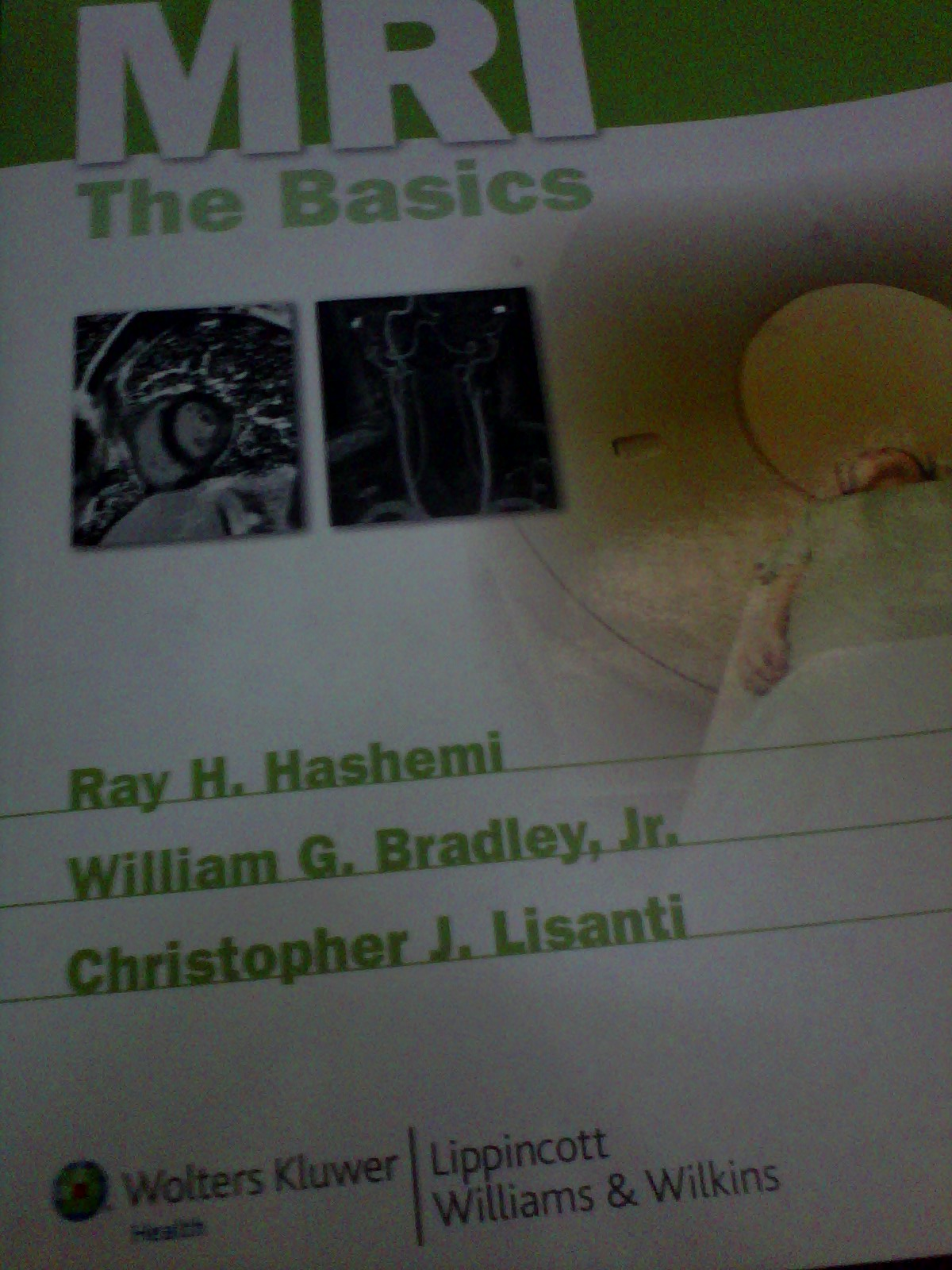 MRI The Basics third edition