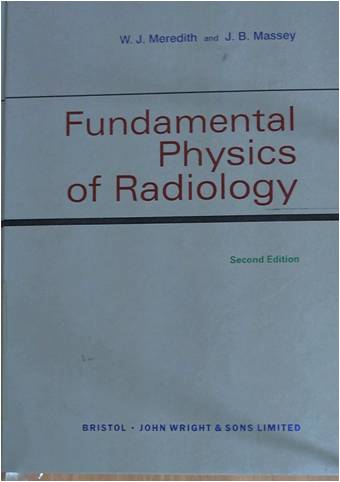 Fundamental Physics of Radiology