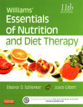 Williams' Essentials of Nutrition and Diet Therapy 11 th Edition